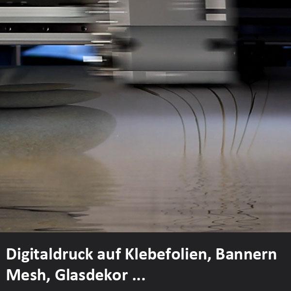 Digitaldruck bis 260 cm Breite