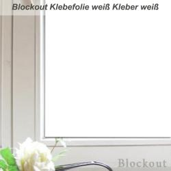 eine blockout folie ist eine lichtblockierende klebefolie f r z b leuchtk sten oder gro e. Black Bedroom Furniture Sets. Home Design Ideas