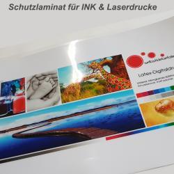 Schutzlaminat für INK Tintenstrahl- und Laserdrucke