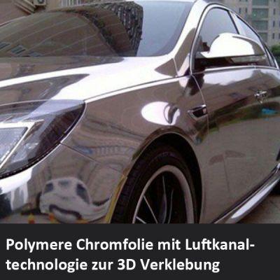 chrom car wrapping folie zur kfz autofolierung in 152cm. Black Bedroom Furniture Sets. Home Design Ideas