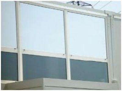 sonnenschutzfolie bronze verspiegelt 152cm breite. Black Bedroom Furniture Sets. Home Design Ideas