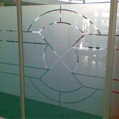 Glasdekorfolien Motiv Plott