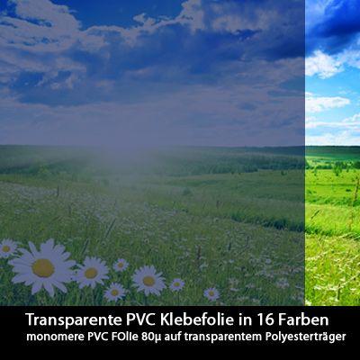 Transparent farbige selbstklebefolie mit einer breite von for Klebefolie transparent farbig