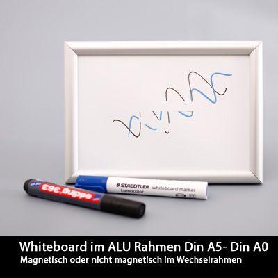 Whiteboard Wendetafel