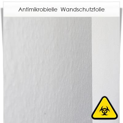Wandschutzfolie gel nder f r au en for Wandfolie transparent