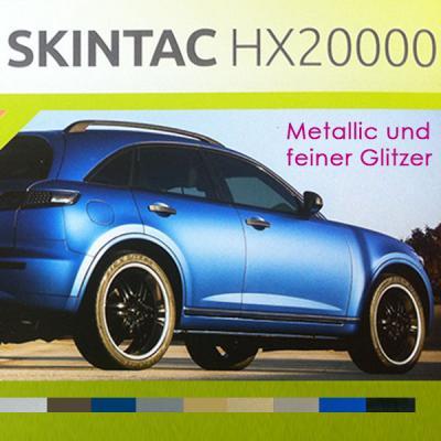 Car Wrapping Folie HX20000 Metallic 152cm