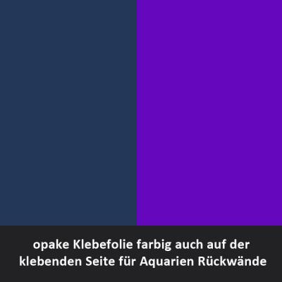 Farbige opake Aquarium Folie polymer