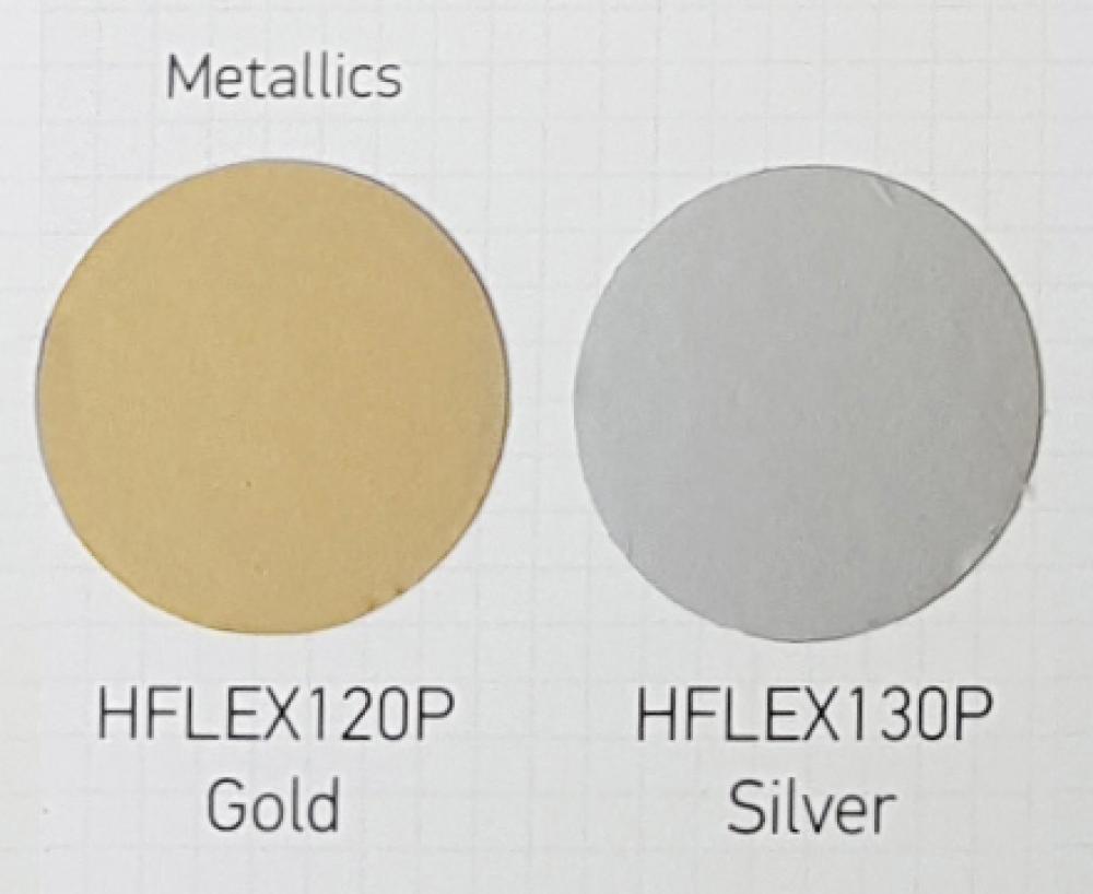 Flexfolie metallic fuer Baumwolle