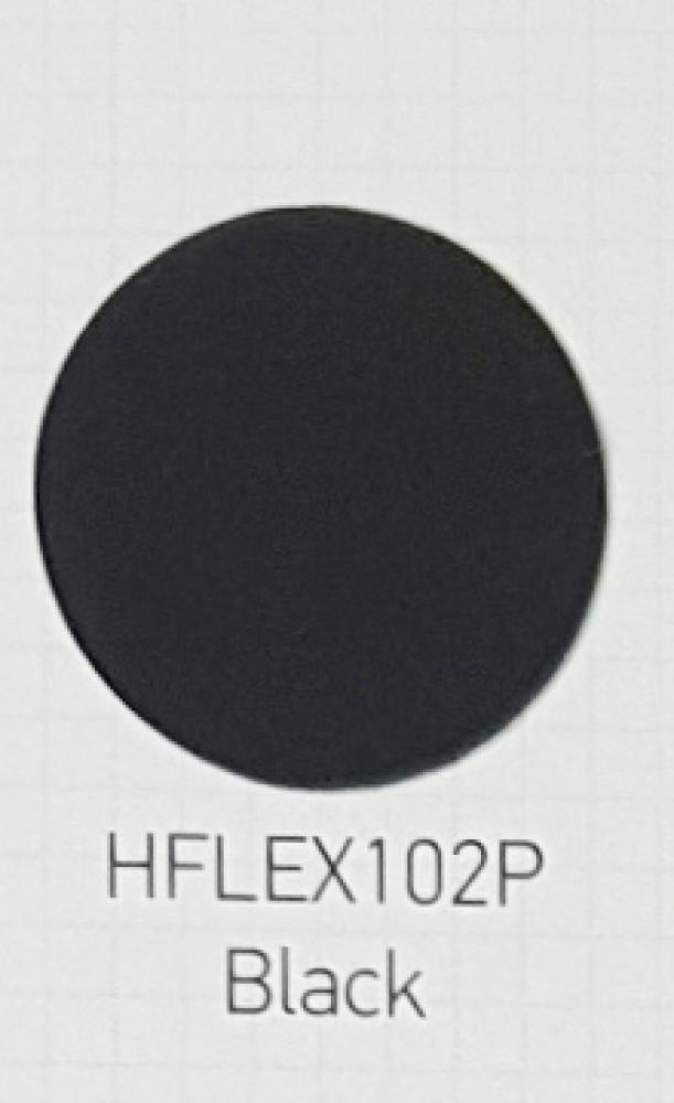 Flexfolie schwarz fuer Baumwolle ab 1 Lfm