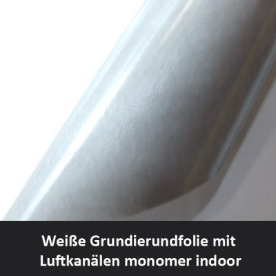 Grundierungs Möbelfolie mit Luftkanälen