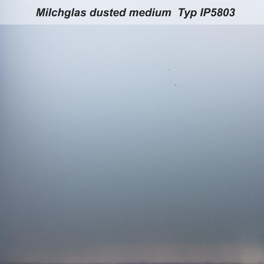 Milchglasfolie dusted medium IP5803