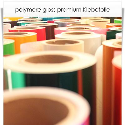 polymere gloss premium Klebefolie