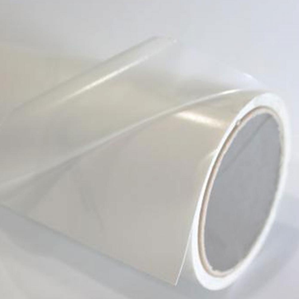 transparente selbstklebende schutzfolie in 100 st rke mit