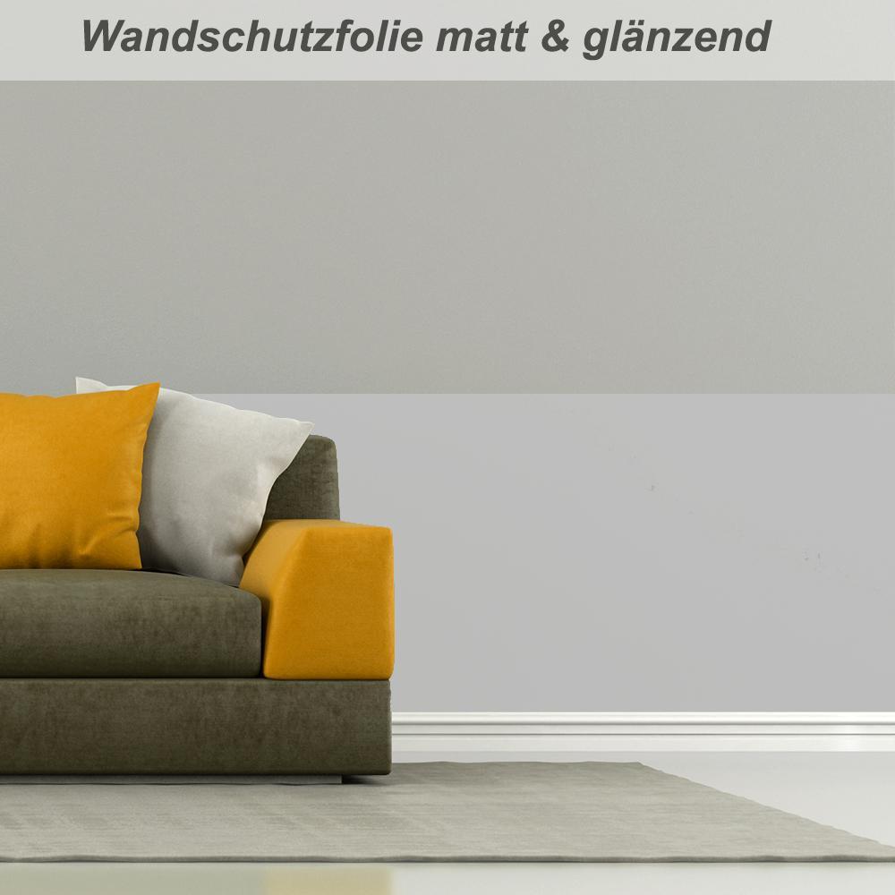 Wandschutzfolie