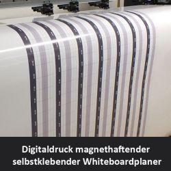 individuelle selbstklebende Whiteboard Magnetplaner