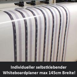 individuelle selbstklebende Whiteboardplaner