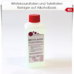 Reiniger für Whiteboardfolien