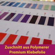 Zuschnitt Premium Klebefolien Serie S5000