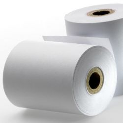 Druck auf Papier