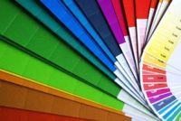 Farbfächer Serie 500 glänzend 9x5cm