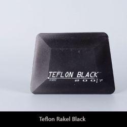 Teflon Kunststoffrakel schwarz