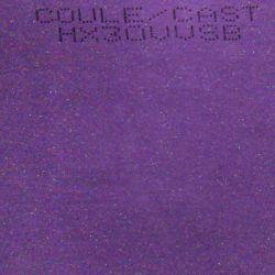 Gegossene Klebefolie Violett FlipFlop
