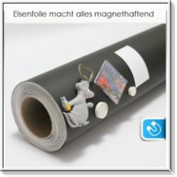 Eisen Folie einfach alles magnetisch machen! Breite 100cm ab 1 m