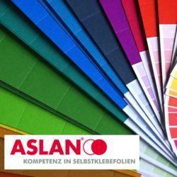 Plotterfolie ASLAN C118 7 Jahre je 10Meter 62,5cm Breite glänzen