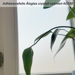 Adhäsionsfolie Sichtschutz für Fenster