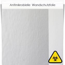 antimikrobielle Wandschutzfolie