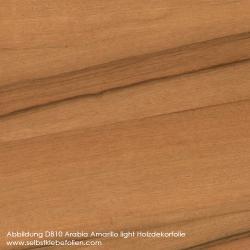 Arabia Amarillo light Holzdekorfolie