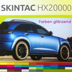 Car Wrapping Folie HX20000 Farben glänzend 152cm