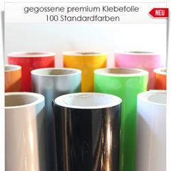 Gegossene Premium Klebefolie