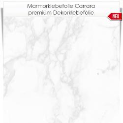 Marmorklebefolie Carrara