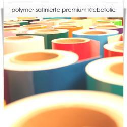 polymer satinierte premium Klebefolie