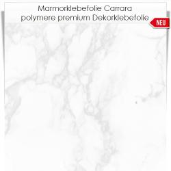 premium Marmorklebefolie Carrara