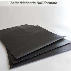 selbstklebende Eisenfolie DIN Formate