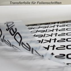 Übertragungs und Transferfolie 904 10lfm