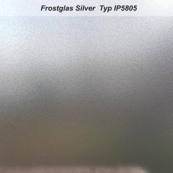 Zuschnitt Frostglas silver IP5805