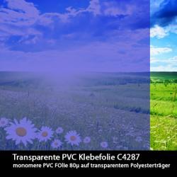 Zuschnitt aus farbig transluzenter pvc klebefolie nicht for Polymere klebefolie